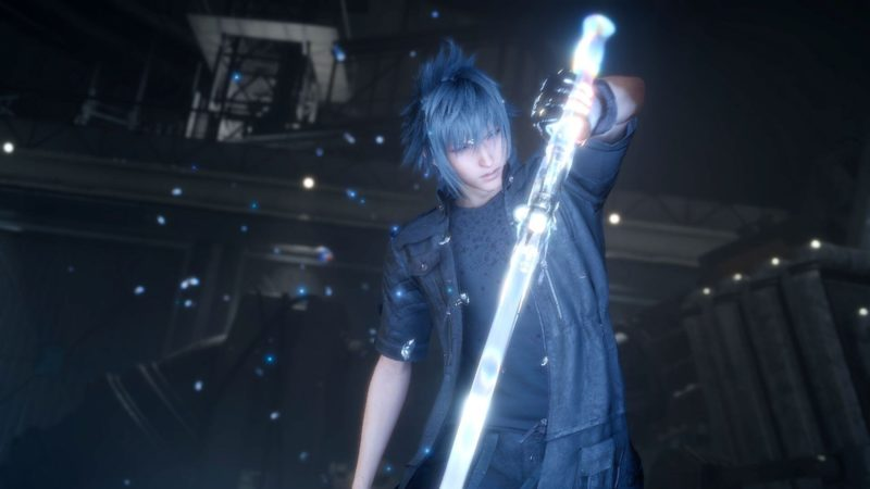 Final Fantasy XV screenshot, copyrighted by SQUARE ENIX HOLDINGS CO., LTD.
