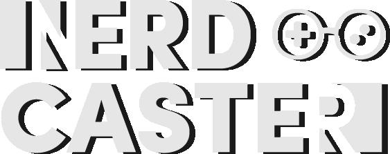 Nerd Caster Retina Logo