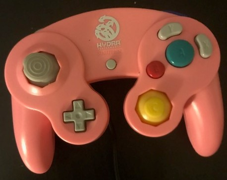 Pinky The controller