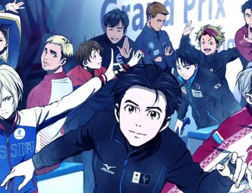 Yuri On Ice: The Nerd Caster Anime Review