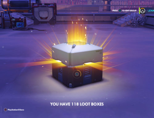 The Overwatch Loot Box: Optional to buy, accessible for all
