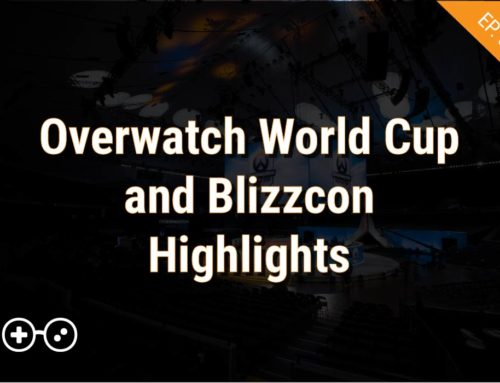 Overwatch World Cup and Blizzcon
