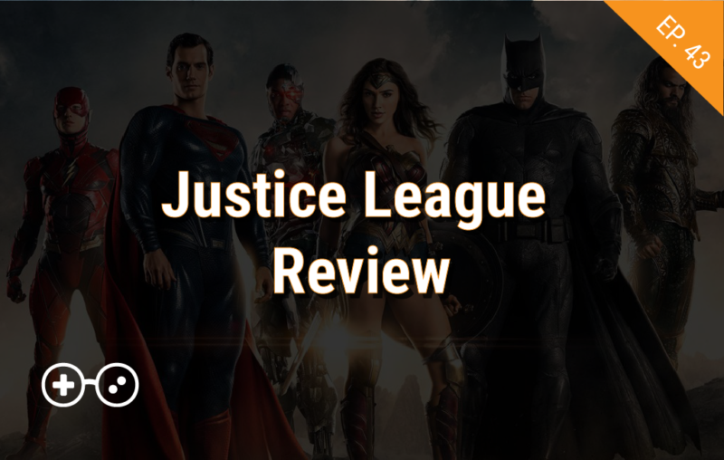Justice League and Titans Review - Episode 43