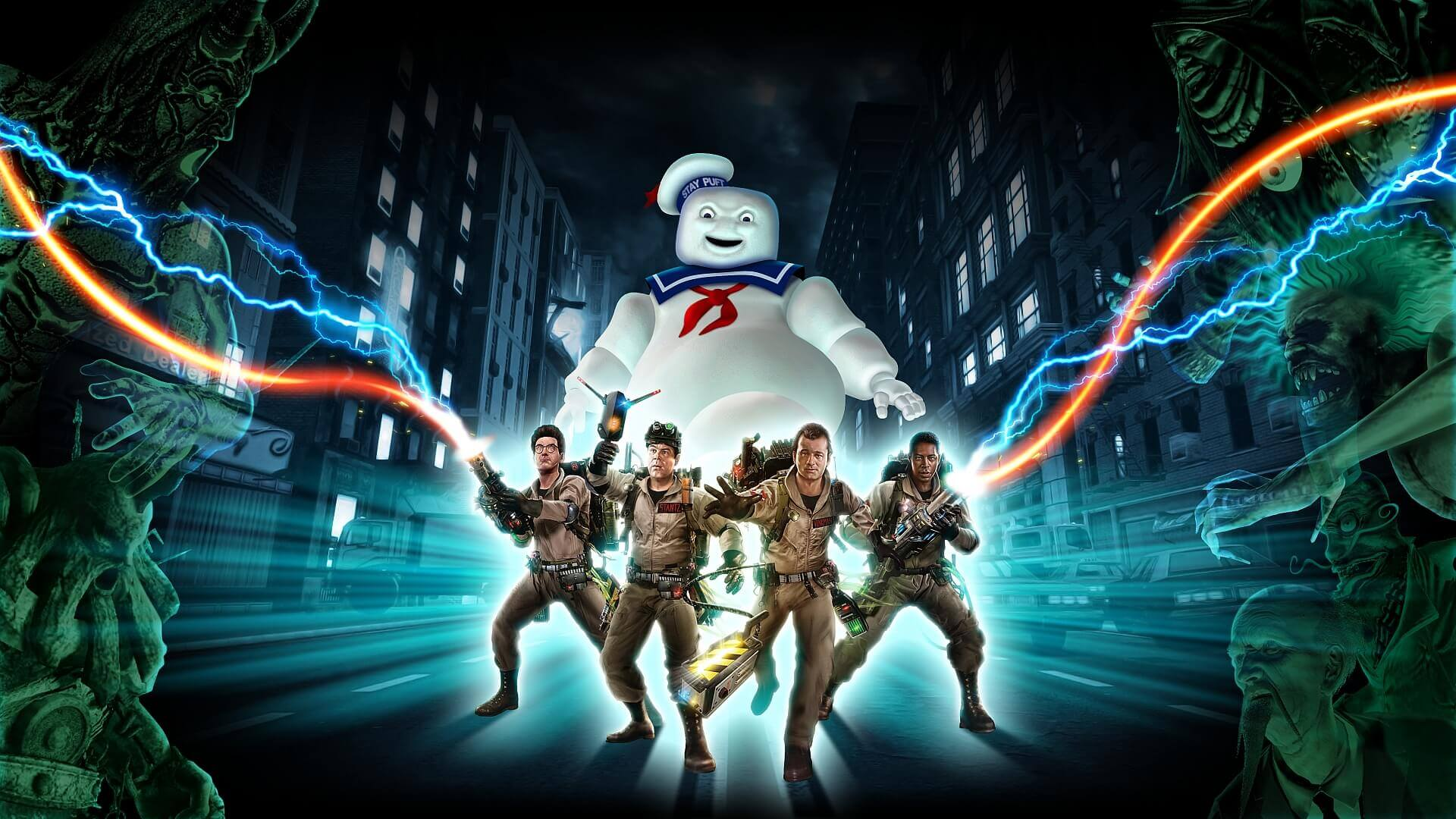 Ghostbusters Video Game Remastered Trailer Reveals the High-Res Re-Release
